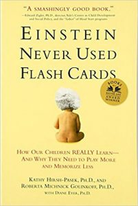 Einstein Never Used Flashcards by Roberta Golinkoff