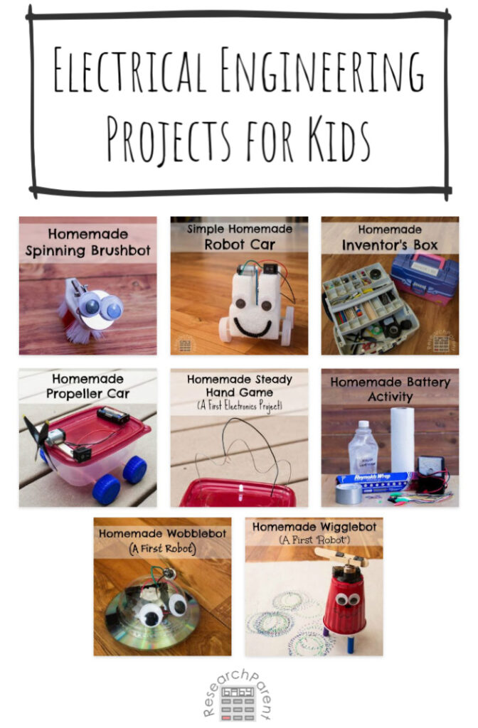 Electrical Engineering Projects for Kids