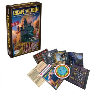 Escape the Room Stargazer's Manor by ThinkFun