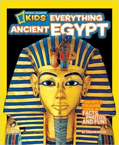 National Geographic Kids Everything Ancient Egypt
