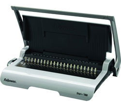 Review: Fellowes Binding Machine
