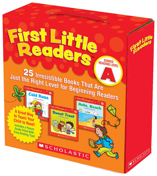 First Little Readers by Scholastic
