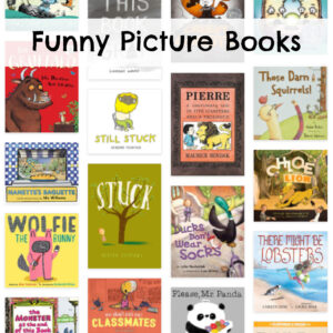 Funny Picture Books for the Whole Family