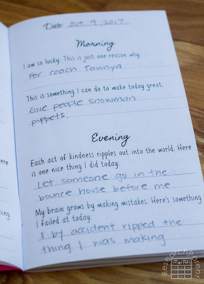 Gratitude Journal Questions