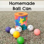 Homemade Ball Can