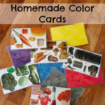 Homemade Color Cards
