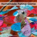 Homemade Fishing Game