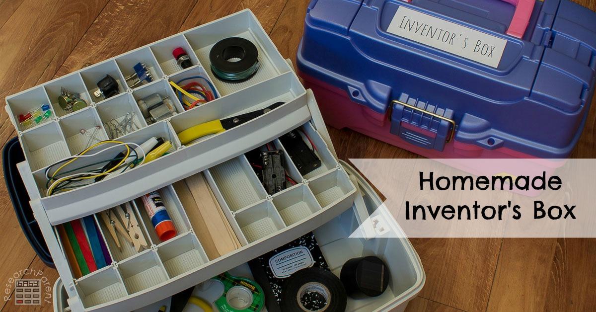 Homemade Inventor S Box Researchparent Com