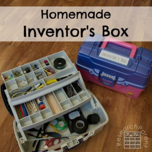 Homemade Inventor's Box