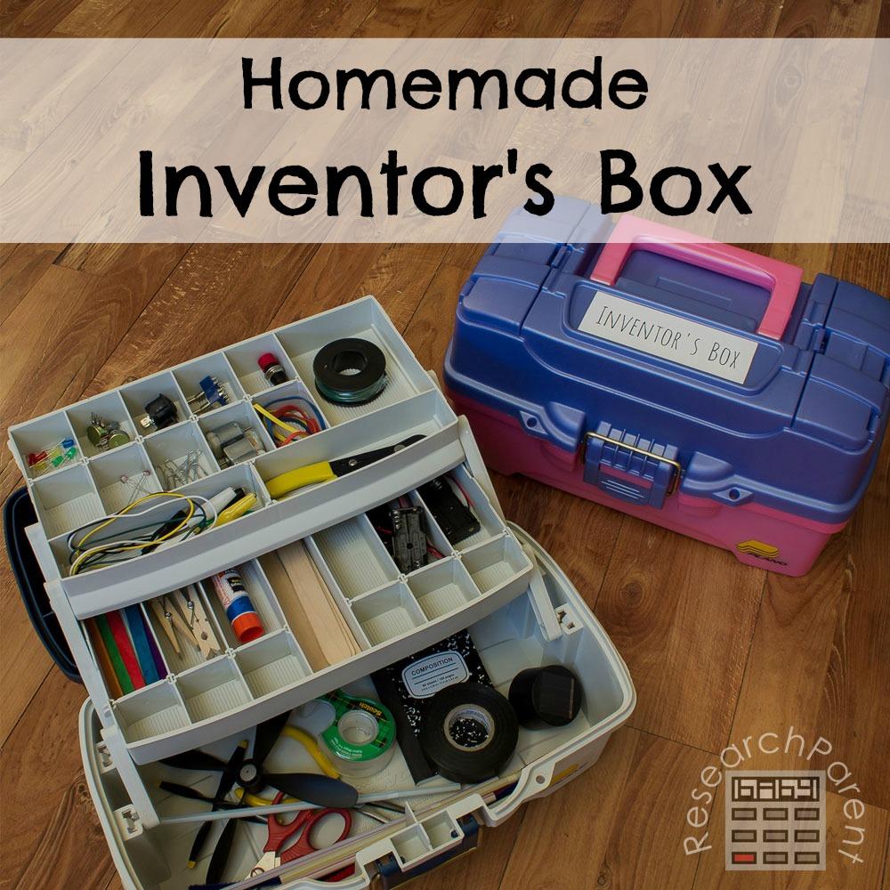 Homemade Inventor's Box