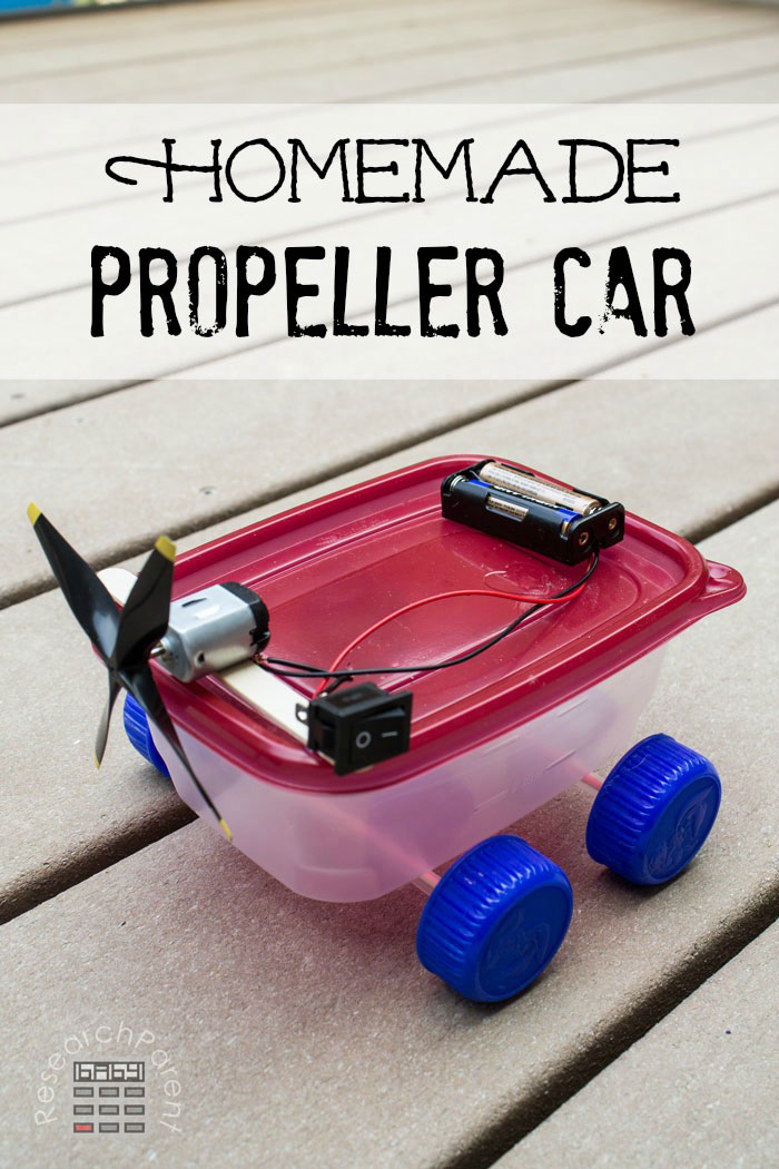 homemade propeller car   researchparent