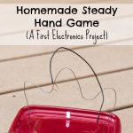 Homemade Steady Hand Game