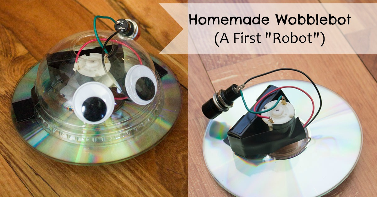 Homemade Wobblebot Researchparent Com