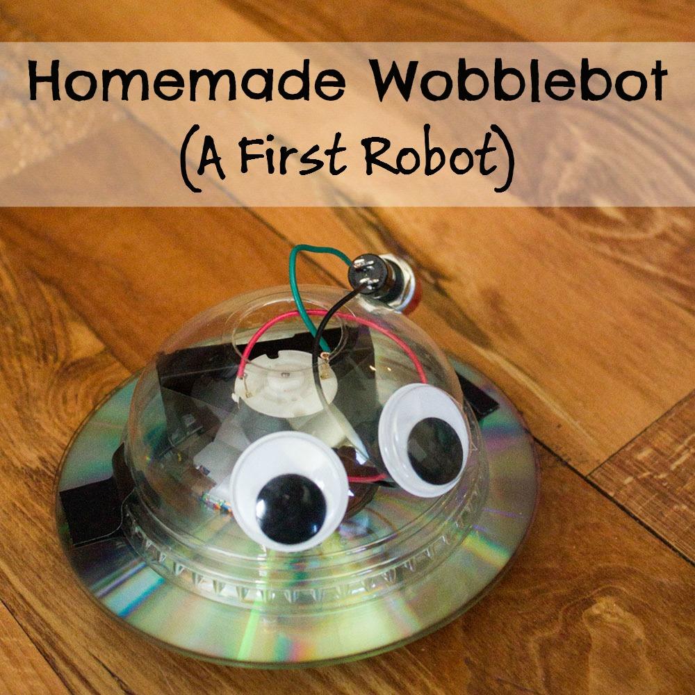 Homemade Wobblebot - ResearchParent com