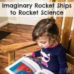 Imaginary Rocket Ships to Rocket Science