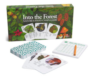 Into the Forest Game by Ampersand Press