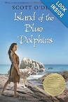 Island of the Blue Dophins by Scott O'Dell
