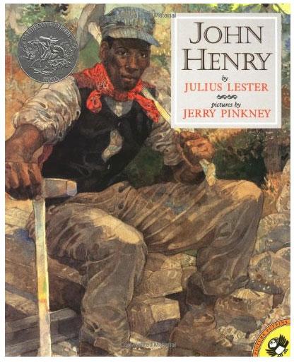 John Henry by Julius Lester