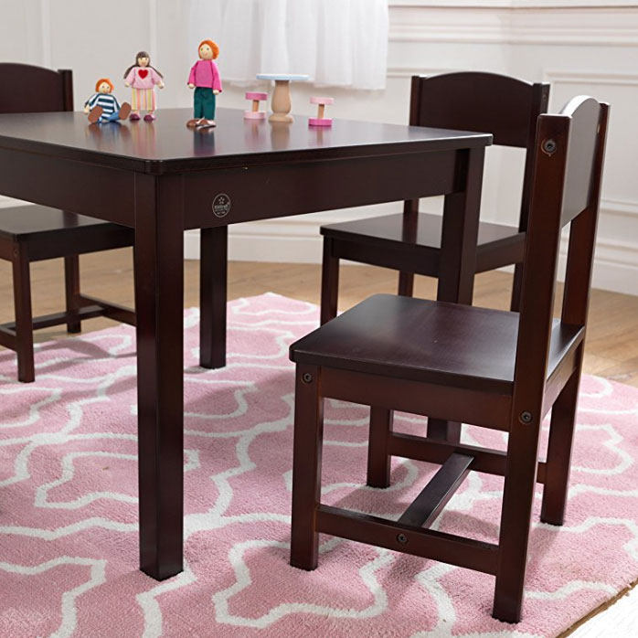 KidKraft Farmhouse Table and Chairs