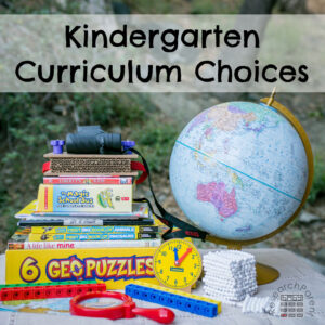 Kindergarten Curriculum Choices