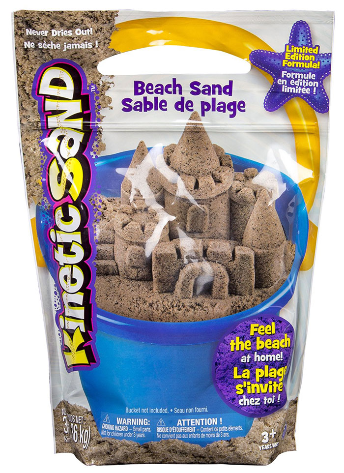 Kinetic Sand by Spin Master
