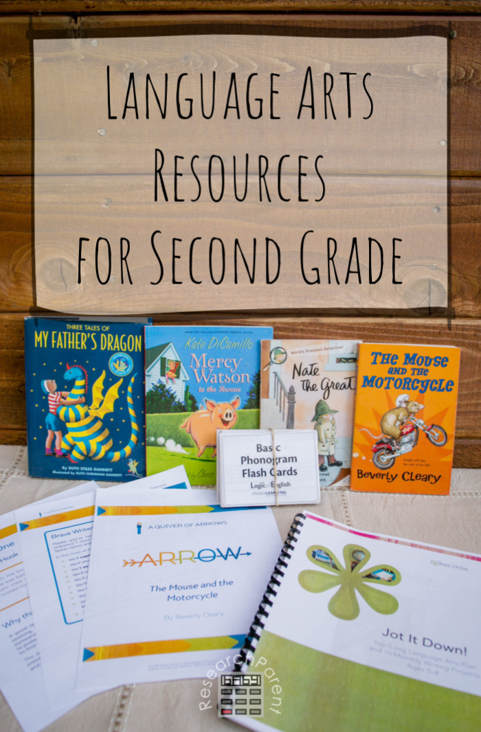Language Arts Resources for Second Grade