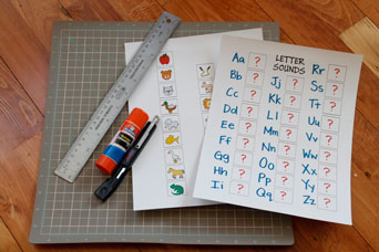 Letter Sounds Materials