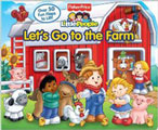 Lift-the-Flap Books by Fisher Price