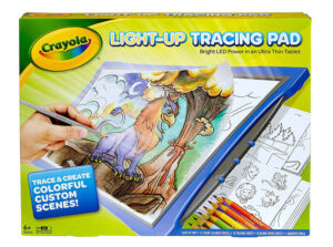 Light Up Tracing Pad by Crayola