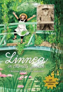 Linnea in Monet's Garden by Cristina Bjork