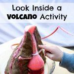 Look Inside a Volcano Activity