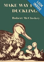 Make Way for Ducklings by Robert McCloskey