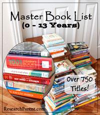 Master Book List - ResearchParent.com