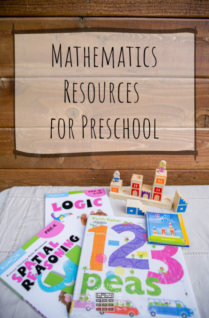 Mathematics Resources for Preschool