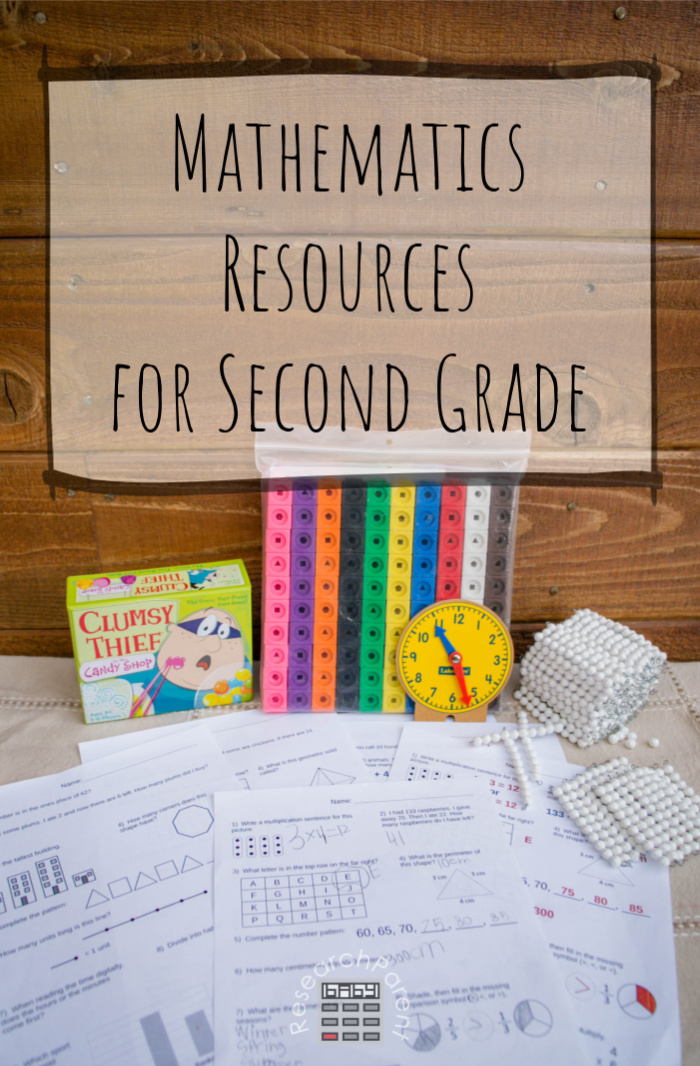Mathematics Resources for Second Grade