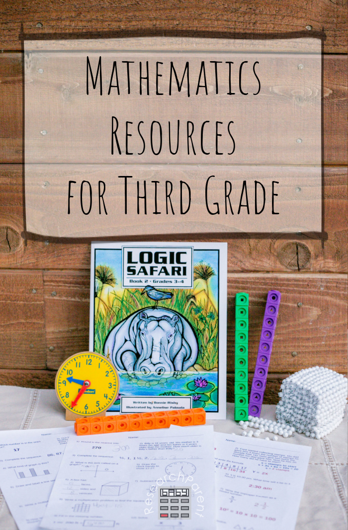 Mathematics Resources for Third Grade