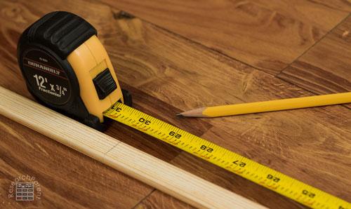 Measure Screen Moulding