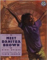 Meet Danitra Brown by Nikki Grimes