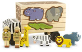 Animal Rescue Shape Sorting Truck by Melissa & Doug