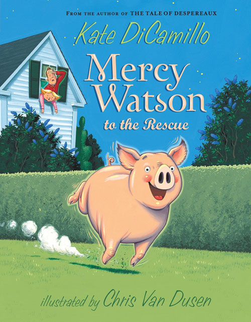 Mercy Watson by Kate DiCamillo