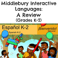 Middlebury Interactive Languages K-2: A Review