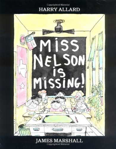 Miss Nelson is Missing by James Marshall