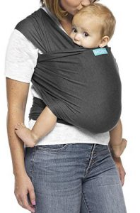 Moby Wrap Baby Carrier Review