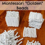 Montessori Golden Beads