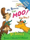 Mr. Brown Can Moo, Can You? by Dr. Seuss