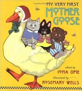 My Very First Mother Goose by Iona Opie
