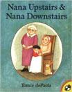 Nana Upstairs & Nana Downstairs by Tomie dePaola