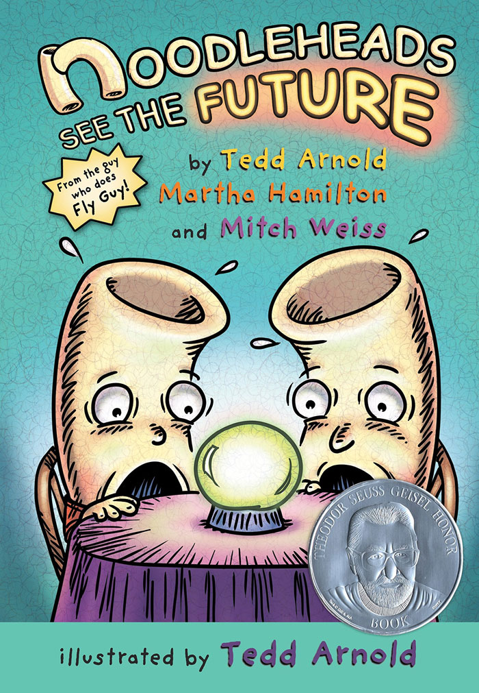 Noodleheads See the Future by Tedd Arnold