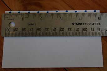 Reference Number Card