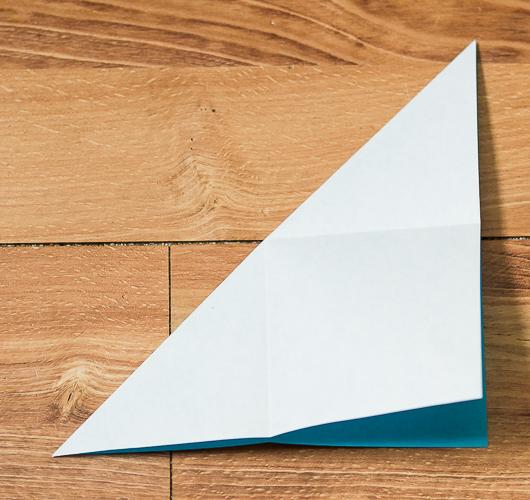 Origami Bird Step 6